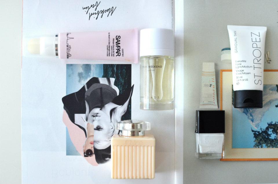Beauty Blog Klischee
