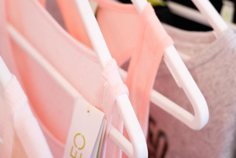 adidas neo showroom München selena gomez