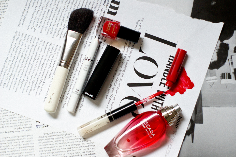 red beauty favorites