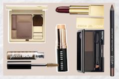 Tages-Make-up