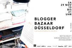 Blogger Bazaar Düsseldorf