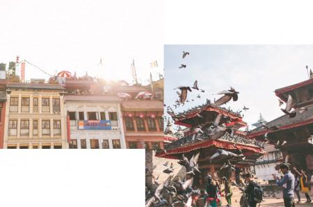 Fernweh-Nepal