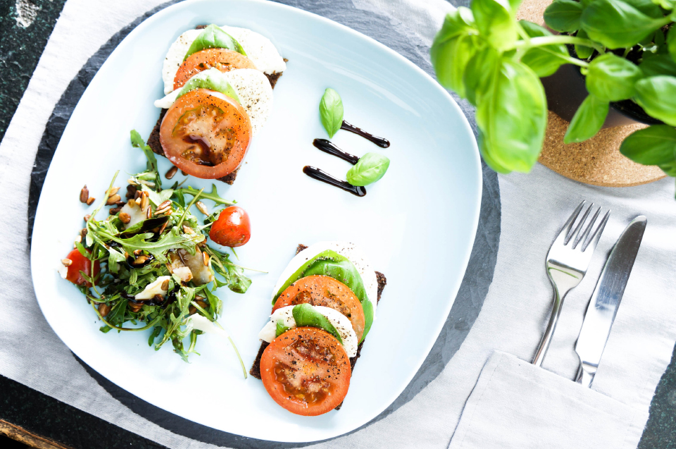 Snacktime Snack Tomate Mozzarella