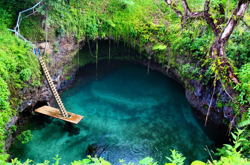 Tahiti Waterhole