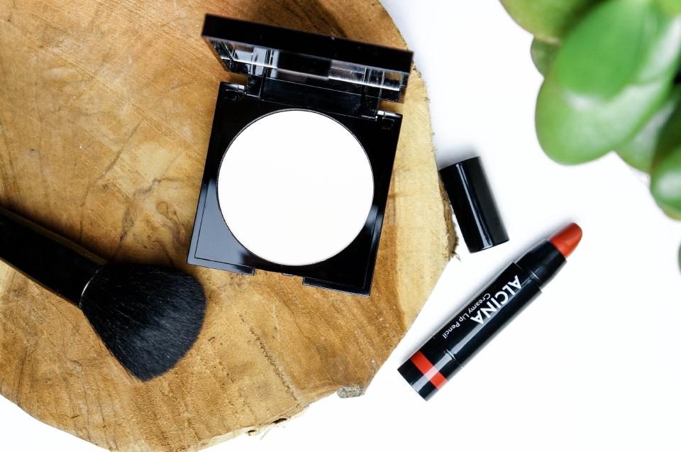 Alcina Herbsttrend Makeup