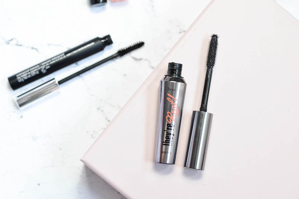 Benefit Mascara They're real