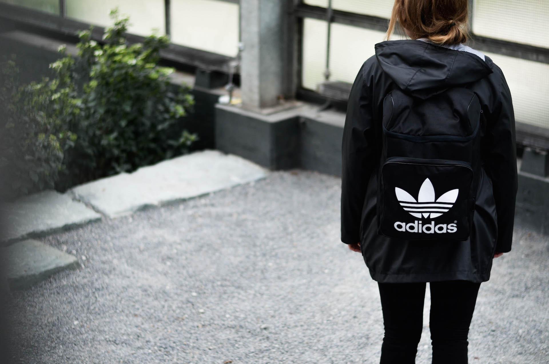 1d3d818183ae5 ✓ Adidas Originals Rucksack - Das Outfit auf todayis.de