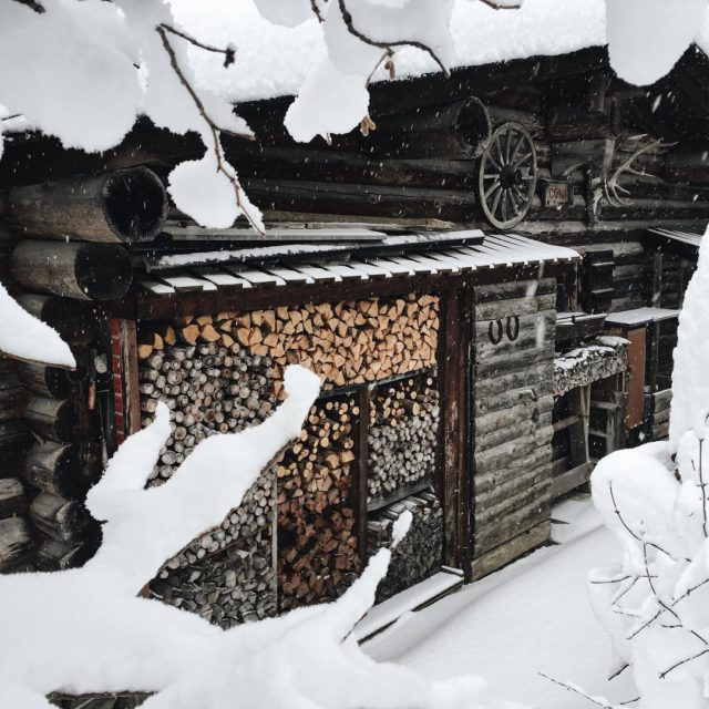 We would love to own a cabin in the woodshellip