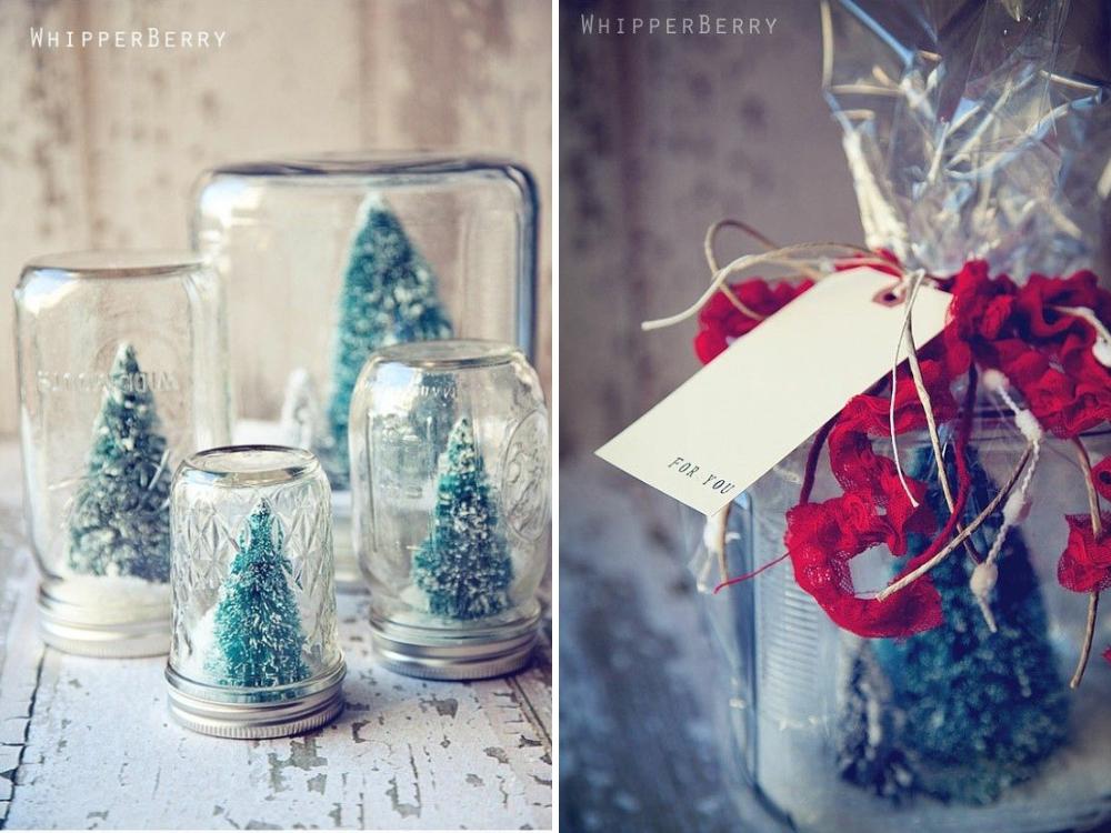 DIY Bastelideen Weihnachten