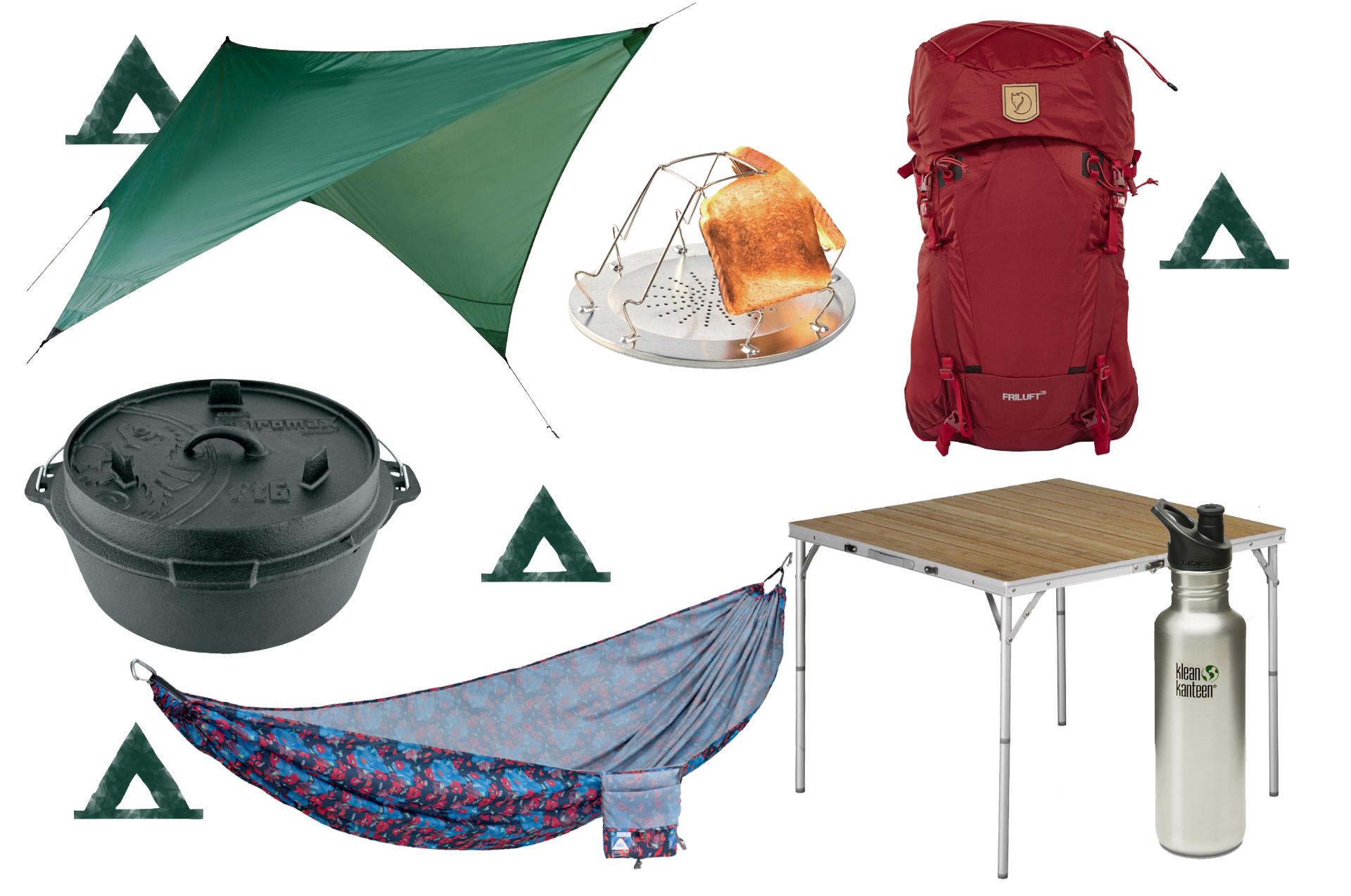 Campingstuff