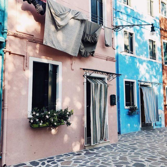 Burano burano italy travelgram italien todayistravel travelling europeroamers