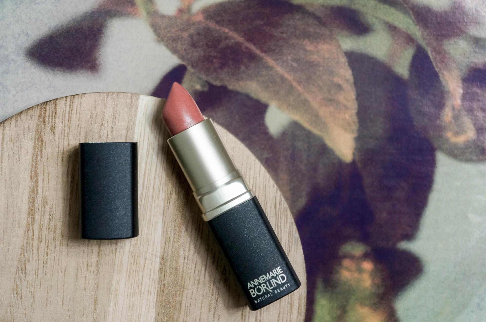 Annemarie Börlind Naturkosmetik Lippenstift Nude