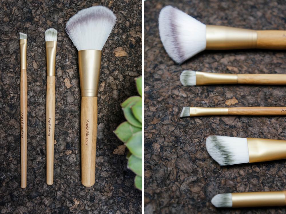 Bambus Pinsel Geo-Friendly Kosmetikpinsel Makeup