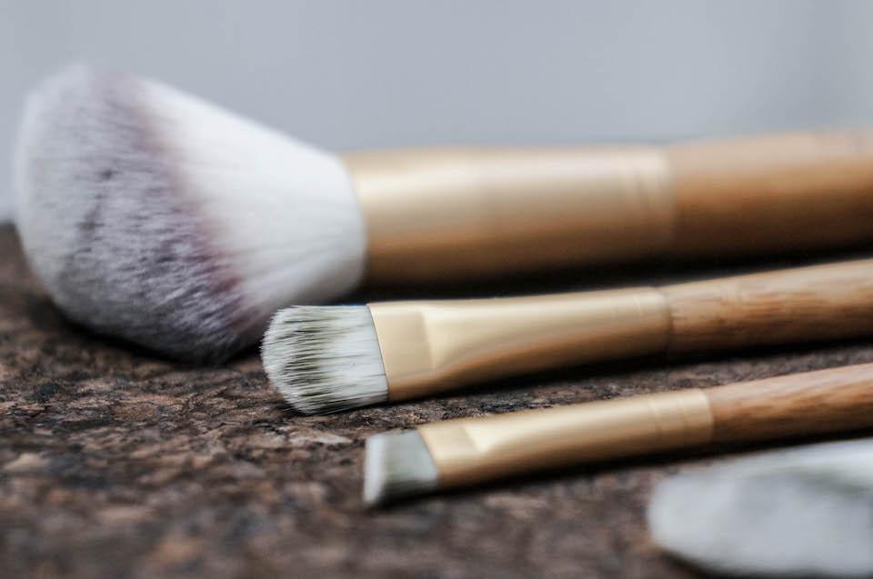Geo-Friendly Kosmetikpinsel Makeup