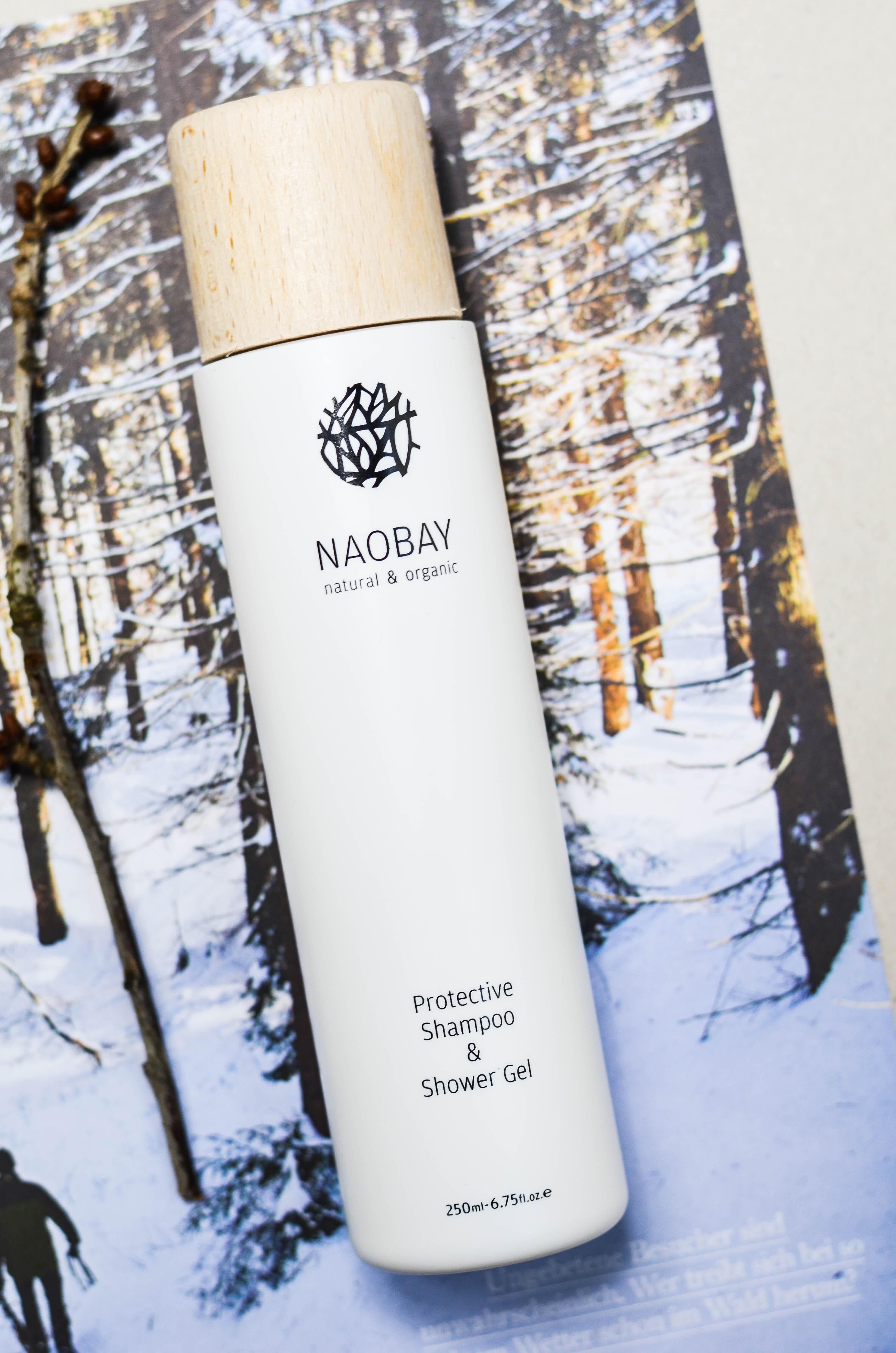Naturkosmetik Shampoo von Naobay