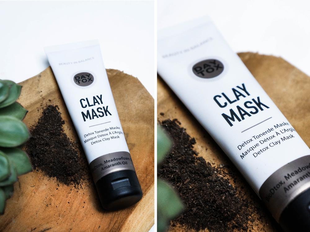 Daytox Clay Mask Tonerde Maske Gesichtsmaske