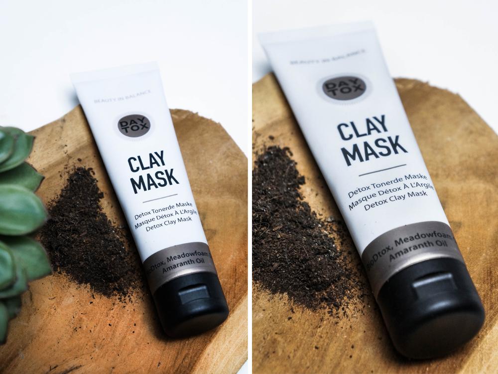 Daytox Tonerde Maske Claymask Clay
