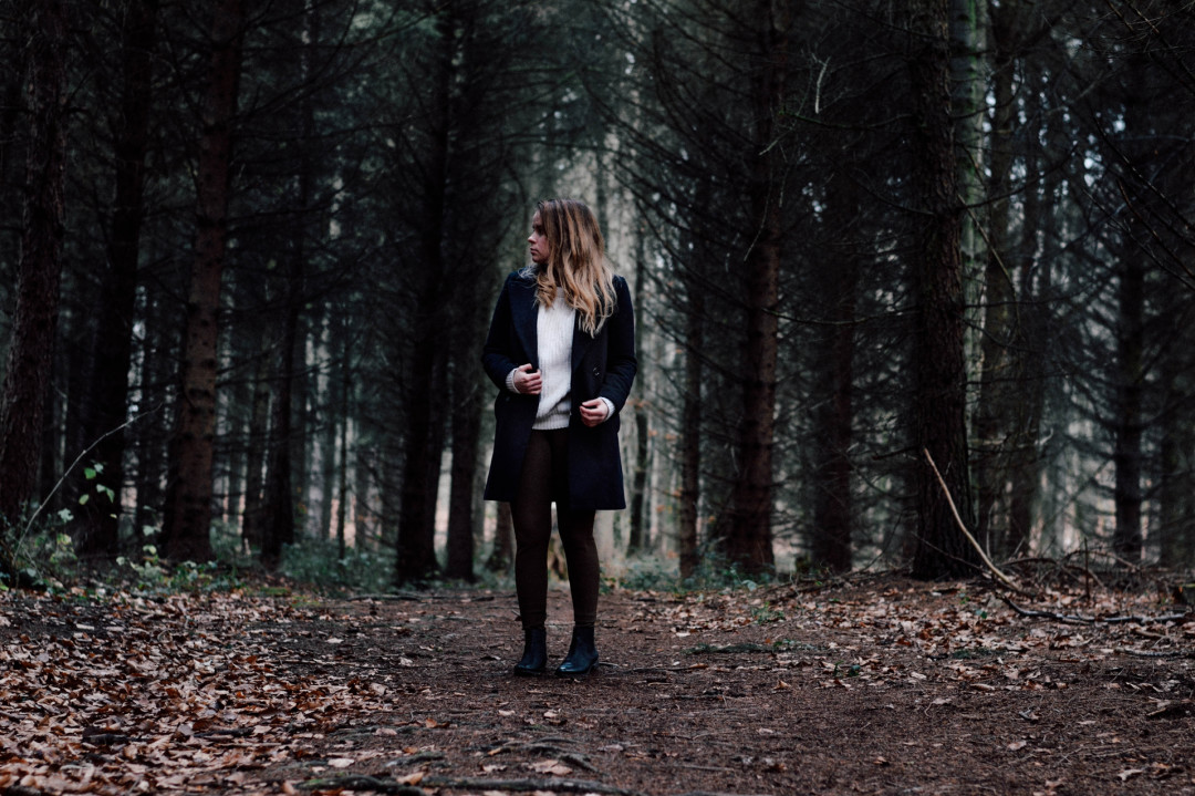 Hover Wald Mantel