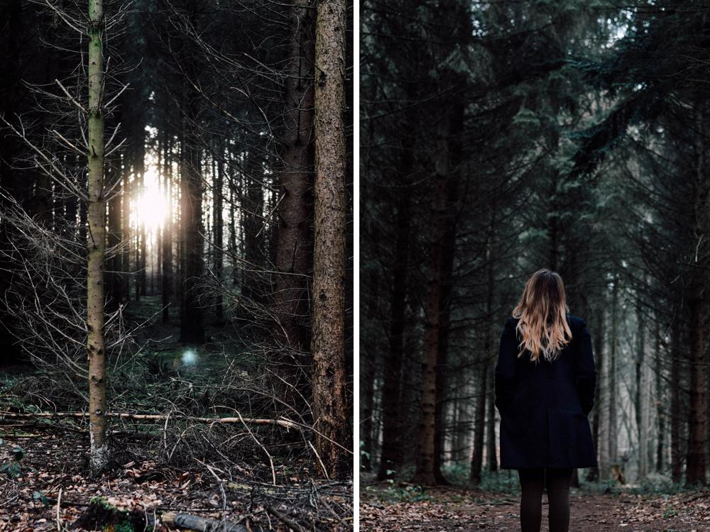 Mantel Wald Ha