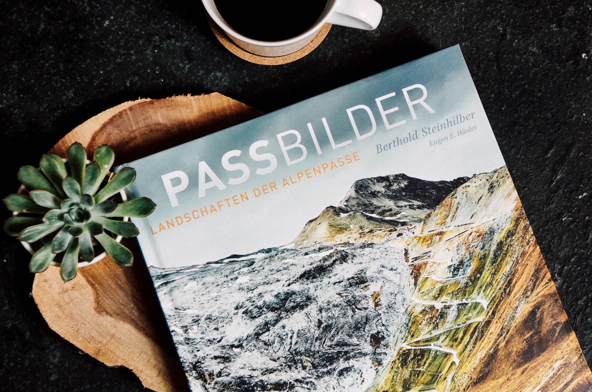 Passbilder Das Buch Alpen