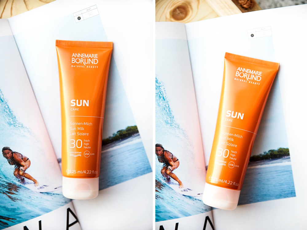 Annemarie Börlind Sun Care Sonnencreme Sonnenmilch
