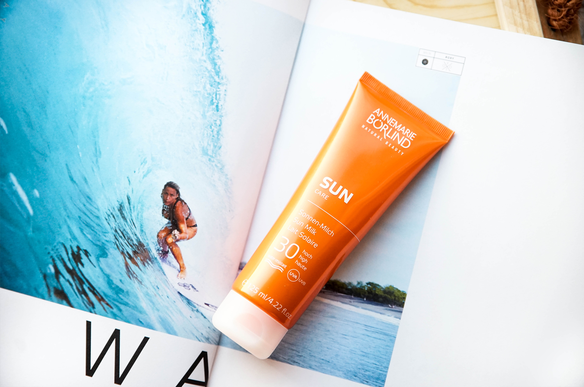 Annemarie Börlind Sun Care Sonnencreme