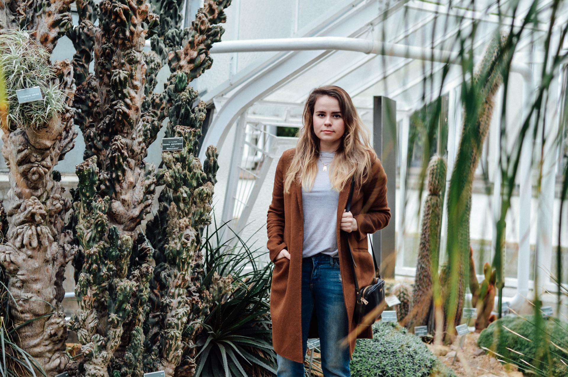 Boyfriendjeans H&M Zara Coat Mantel