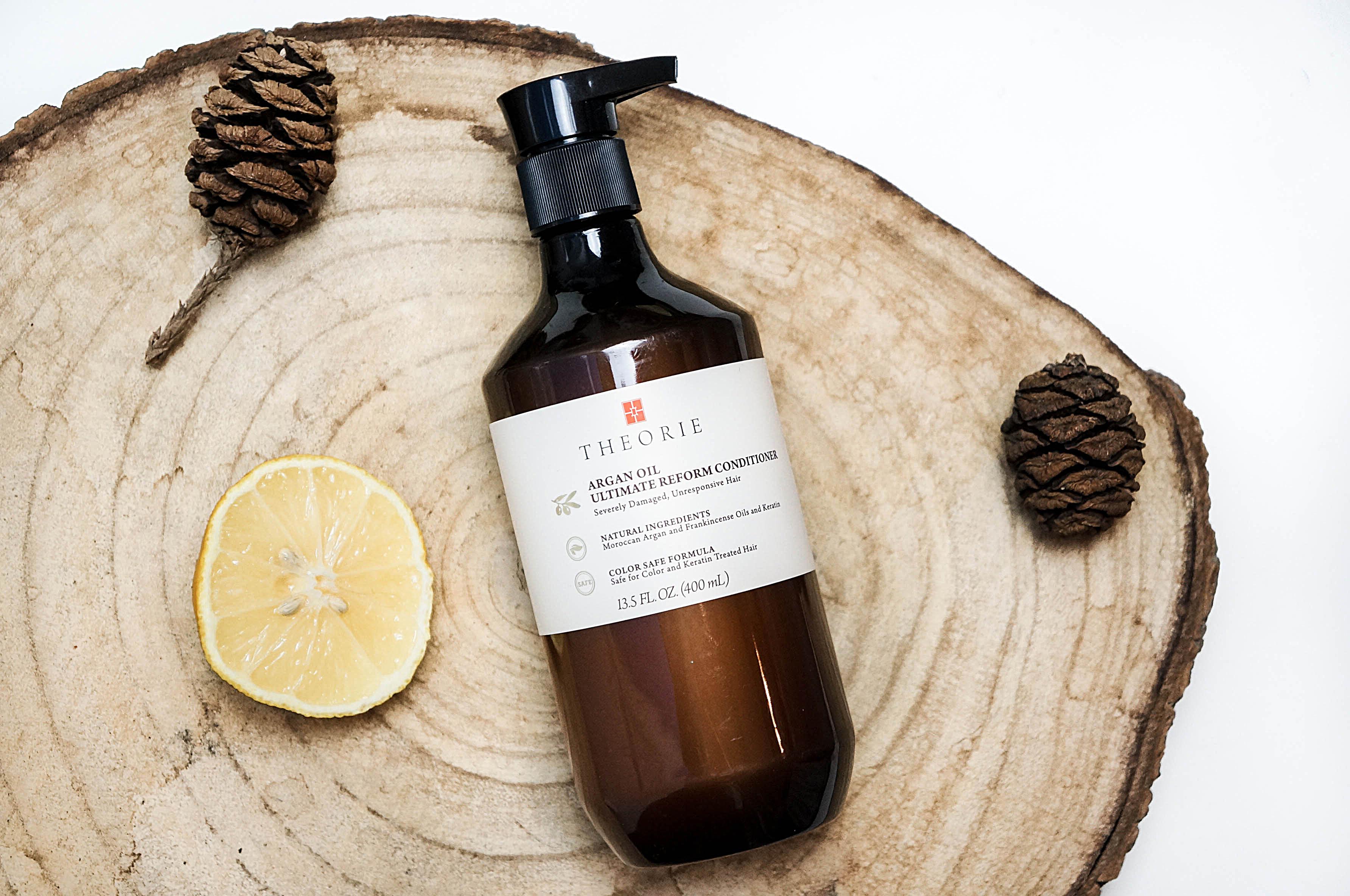 Theorie Conditioner Naturkosmetik Shampoo Organic Vegan