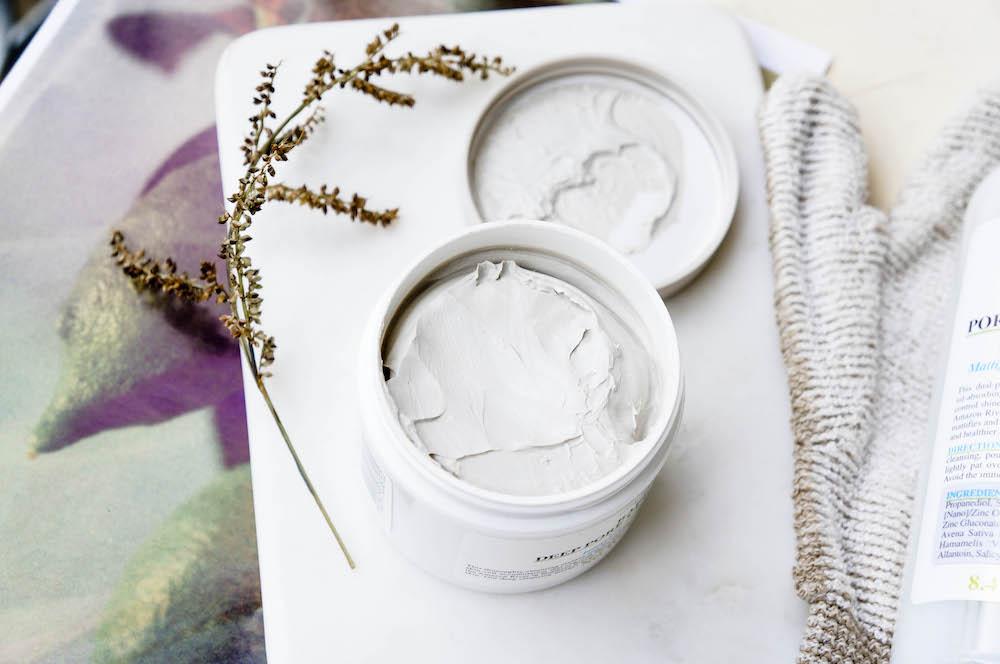 Kiehl's Rare Earth Pore Refining Tonic Deep Cleansing Masque Tonerdemaske Tonerde