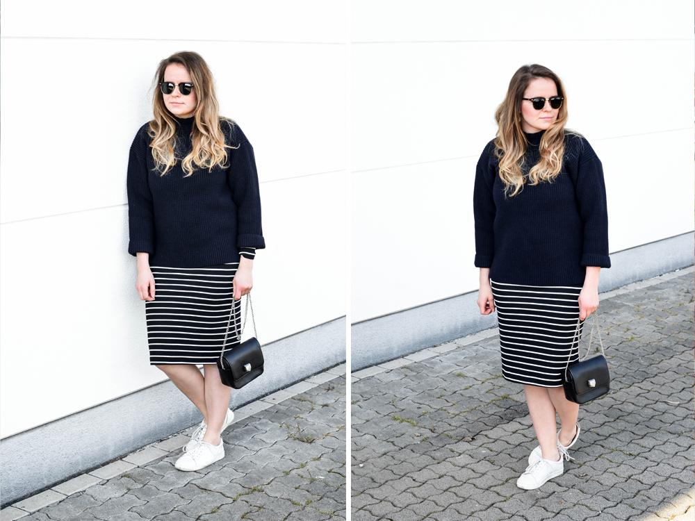 Second Hand Outfit Kleiderkreisel zara H&M premium leder sneaker tasche minibag