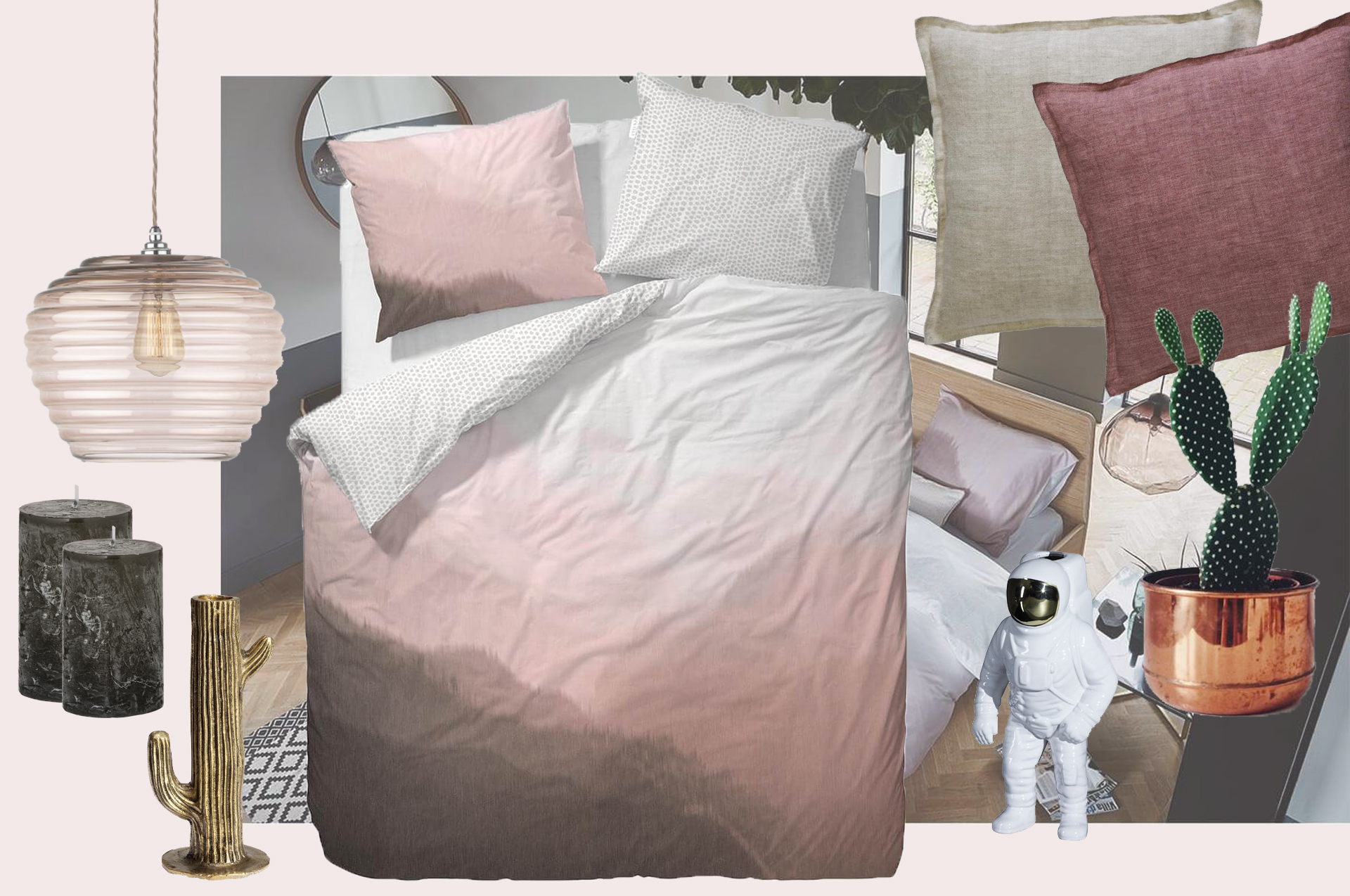 Zimmer design rot holz for Schlafzimmer inspiration
