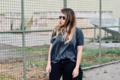 Cheap monday grunge shirt
