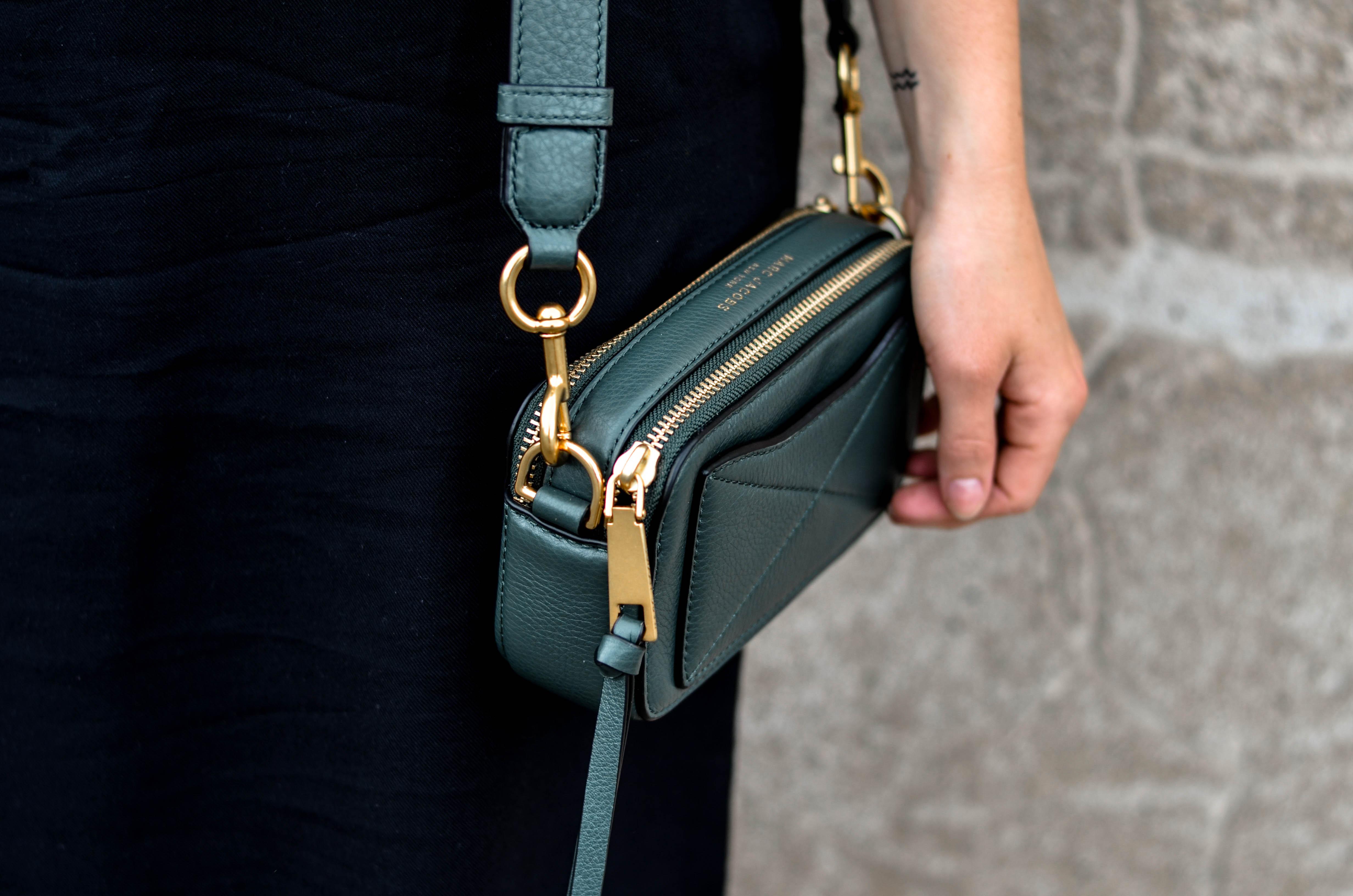 Second Hand Designer Tasche Marc Jacobs Camera Bag Kamera