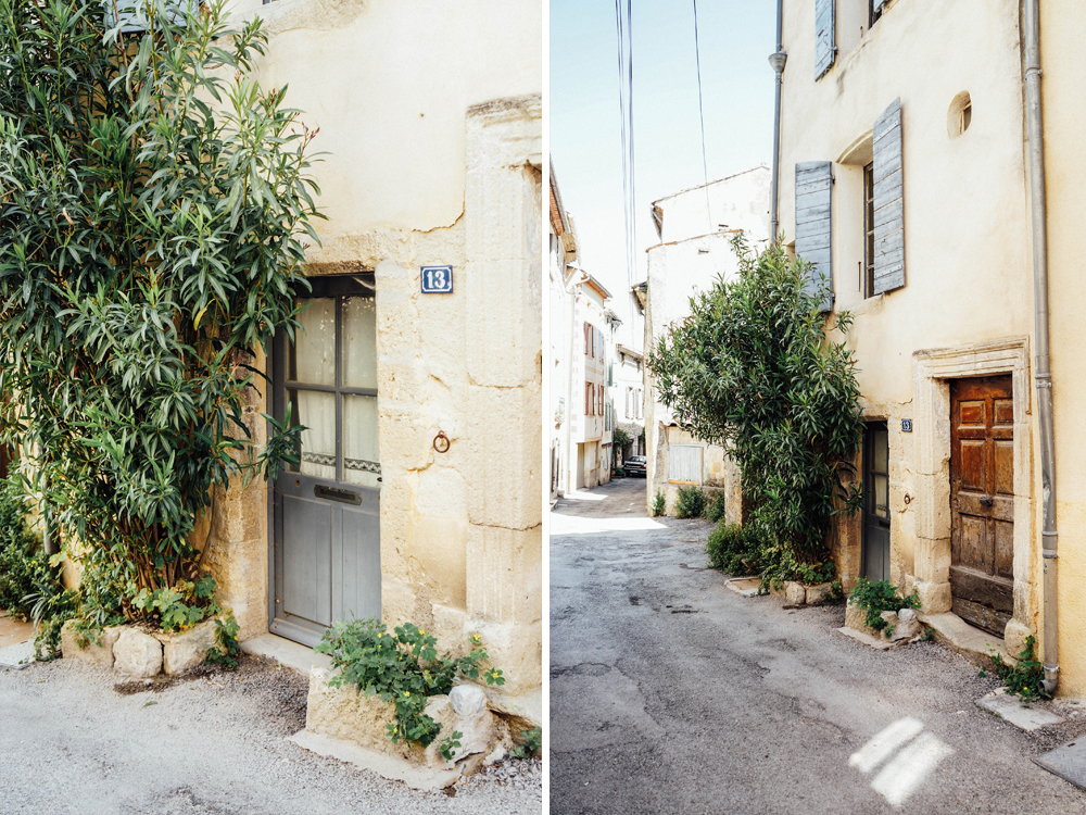 Frankreich Malaucene Provence Urlaub