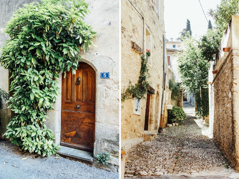 Frankreich Provence Malaucene Ventoux Urlaub