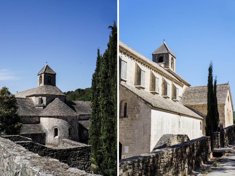 Frankreich Prvence Französische Urlaub Senanque Abtei Kloster Lavendel