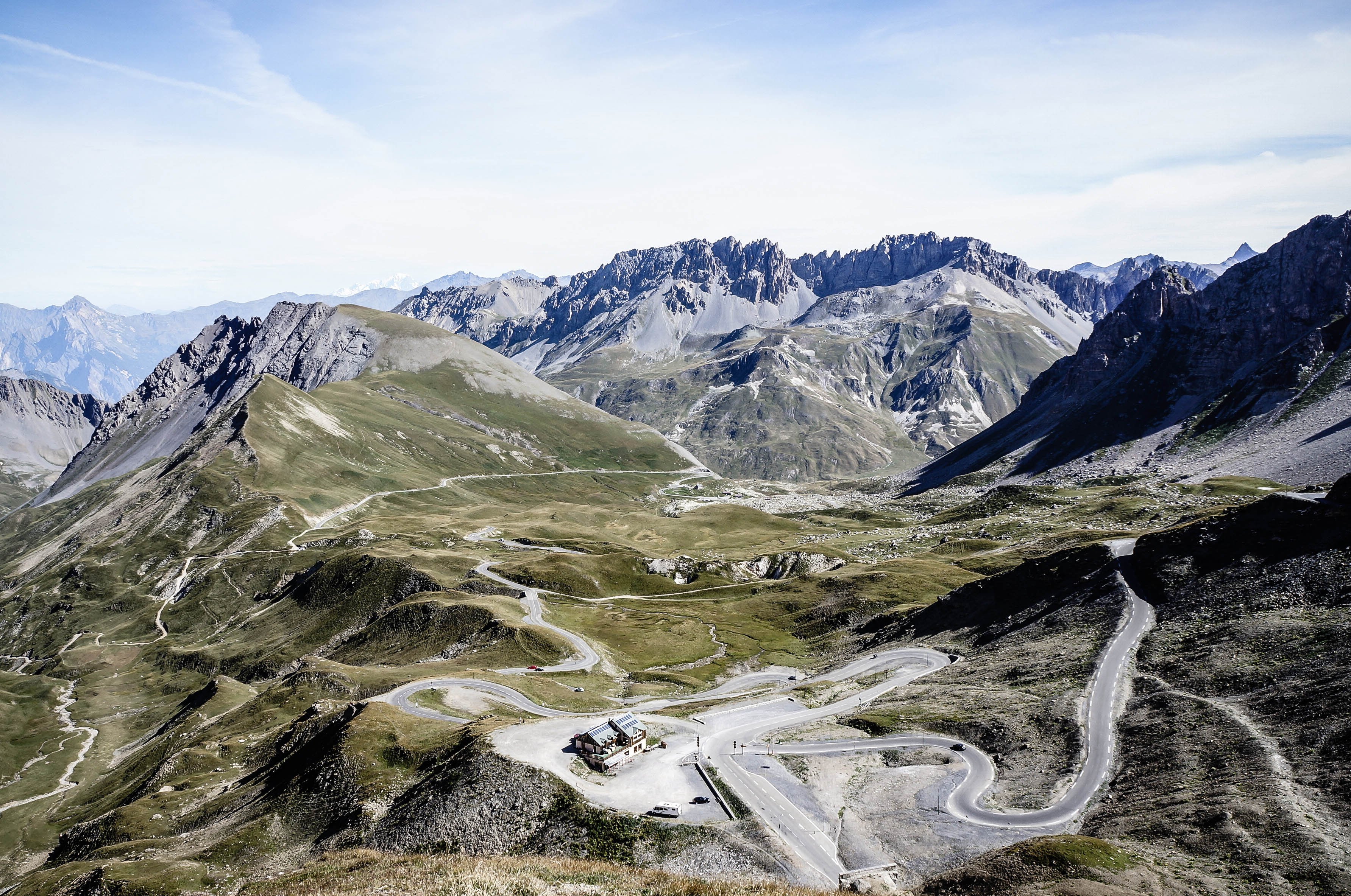 Route des Grandes Alpes Galibier