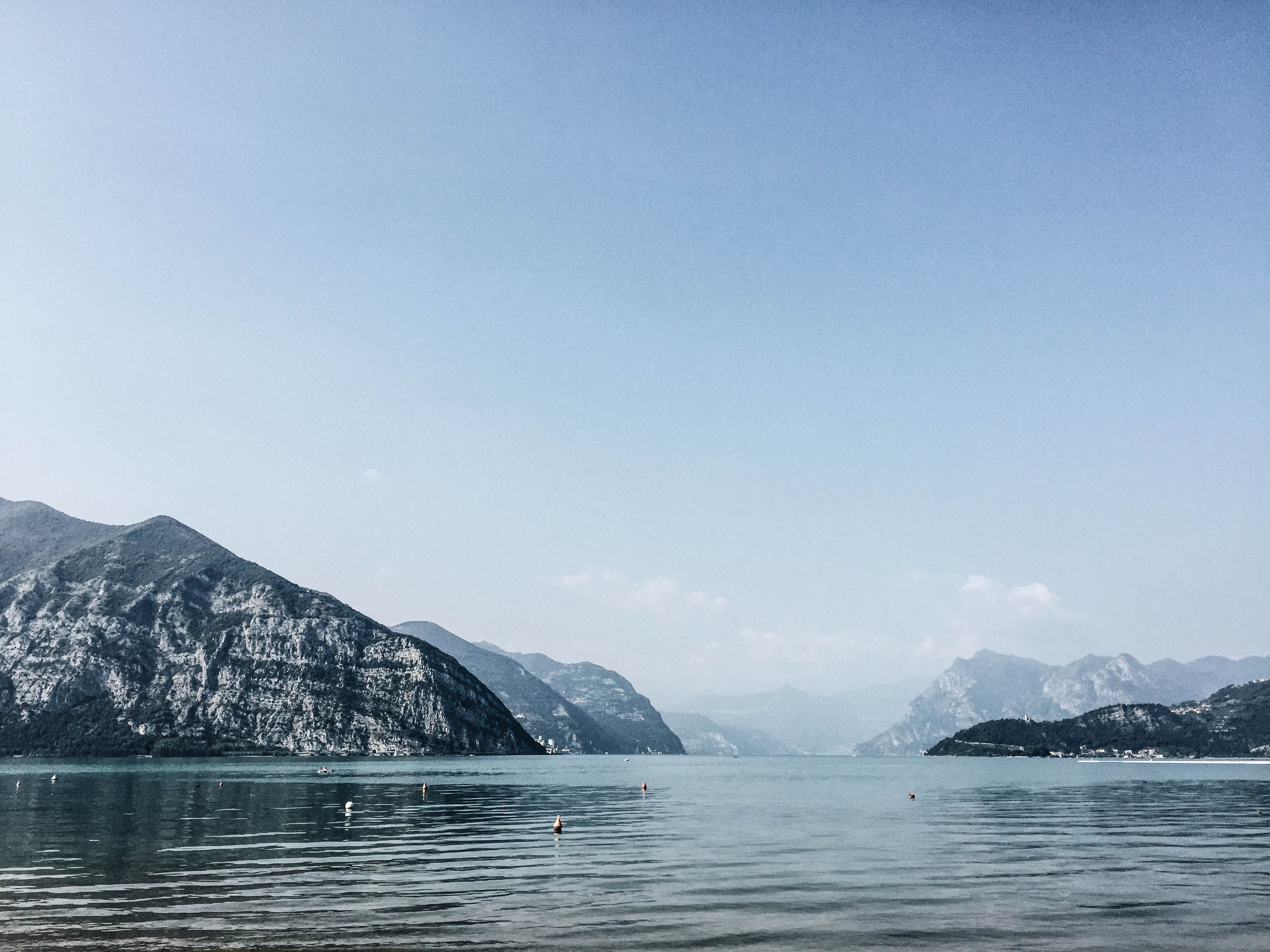 Iseo Route des Grandes Alpes Lago di Iseo