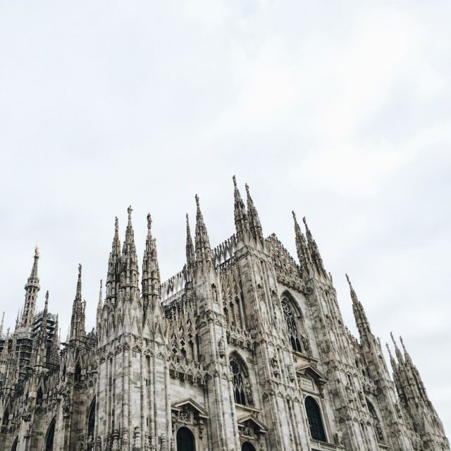 Need to see in Milan the cathedral  cathedral doumodimilanohellip
