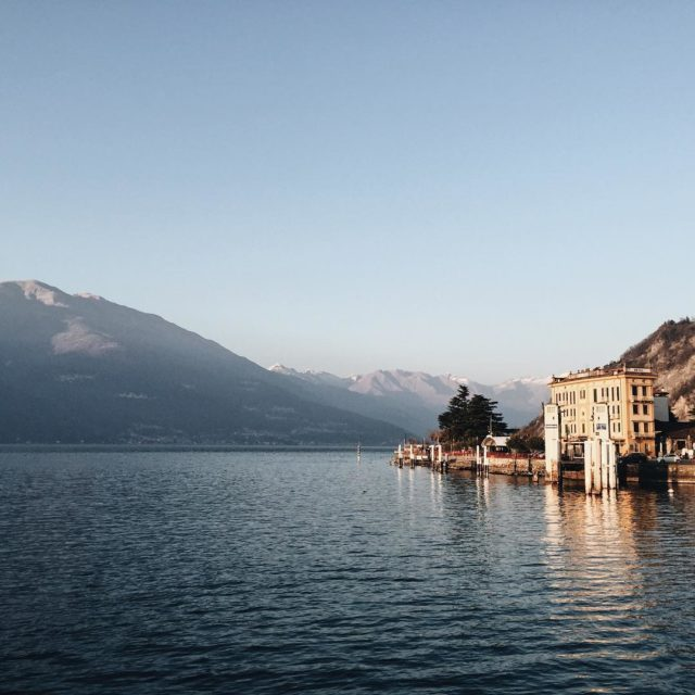 Lago di Como a beautiful sea in Italy  lagodicomohellip
