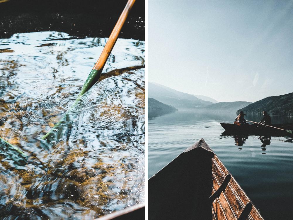 kaernten-camping-buchtenwandern-boot-millstaedtersee