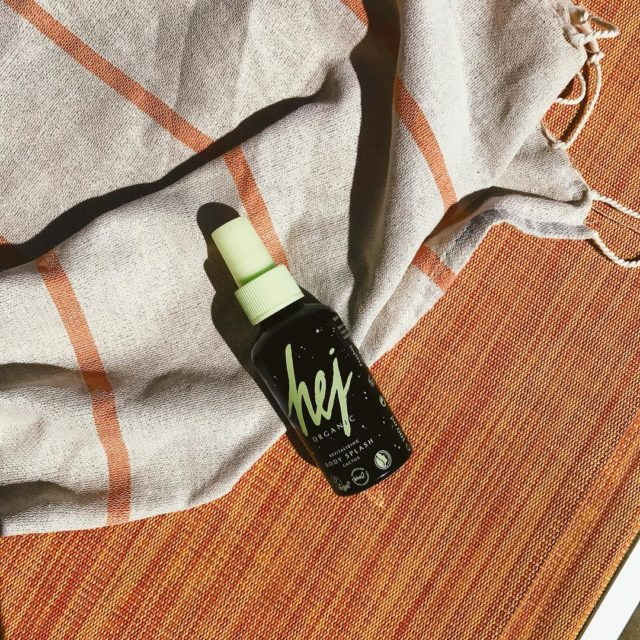 Always in my beachbag! The hejorganic body splash hejorganic naturalhellip