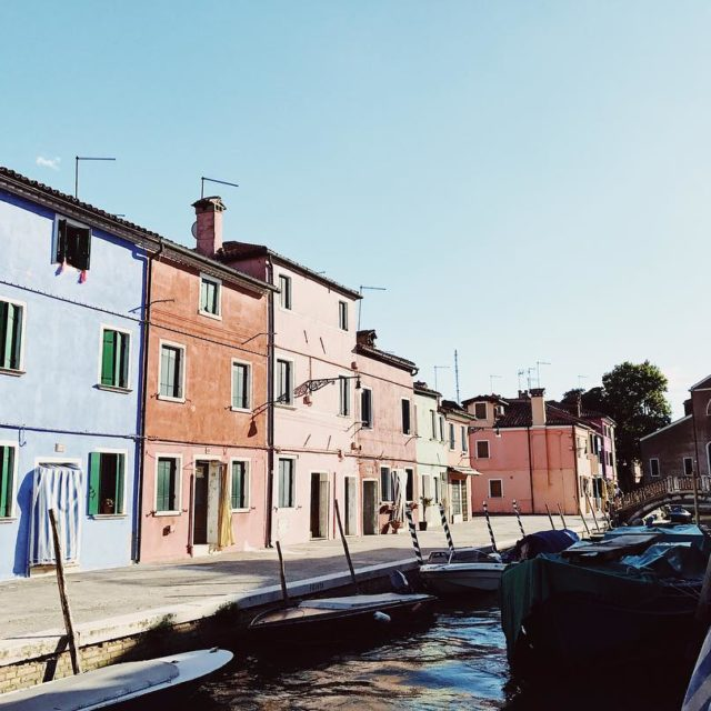 Maybe the last one from Burano burano italy italien todayistravelhellip